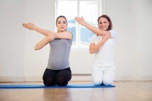 Physiotherapie bei Kinemedic - Praxis für physikalische und rehabilitative Medizin