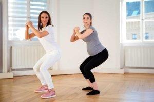 Schwangerengymnastik bei Kinemedic - Praxis für physikalische und rehabilitative Medizin