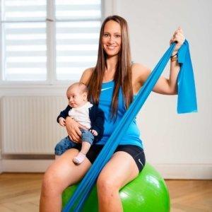 Rückbildungsgymnastik bei Kinemedic - Praxis für physikalische, orthopädische und rehabilitative Medizin.