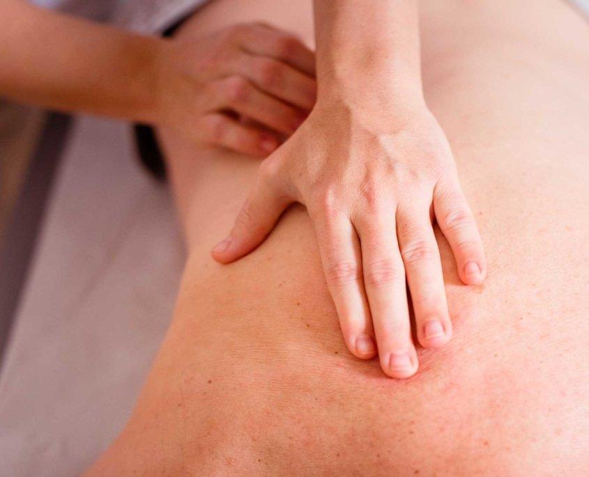 Heilmassage, Sportmassage, Reflexzonenmassage bei Kinemedic - Praxis für physikalische und rehabilitative Medizin