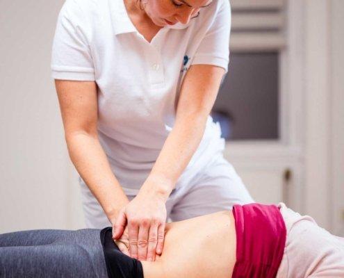 Viszerale Manipulation bei Kinemedic - Praxis für physikalische und rehabilitative Medizin