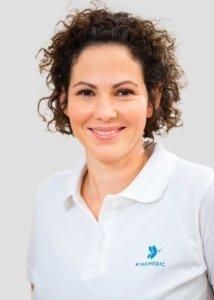 Dr. Valerie Gartner ist Fachärztin für Physikalische Medizin und Allgemeine Rehabilitation, Ärztin für Allgemeinmedizin, Ärztin für Arbeitsmedizin bei Kinemedic - Praxis für physikalische und rehabilitative Medizin