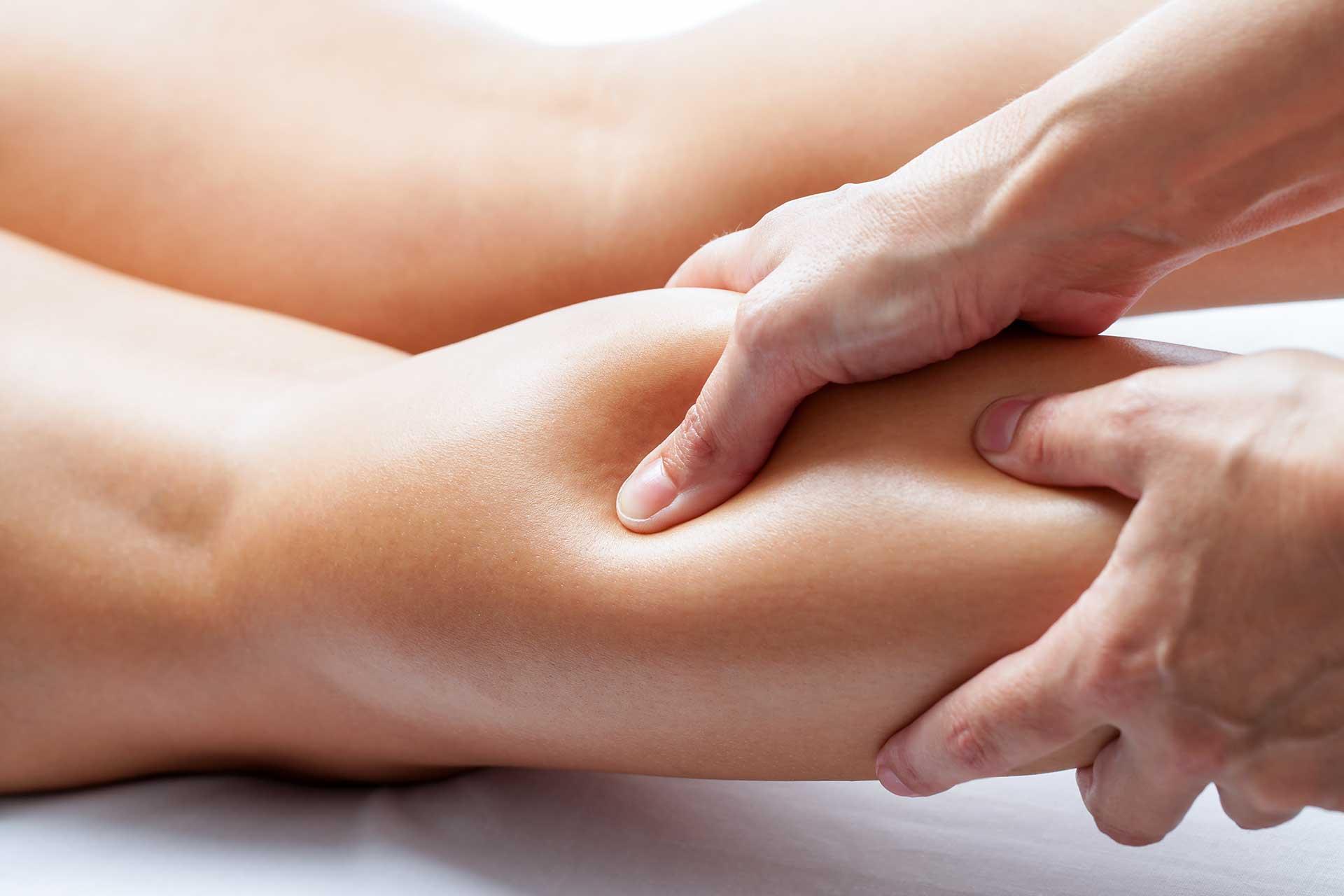 Faszientherapie bei Kinemedic - Praxis für physikalische, orthopädische und rehabilitative Medizin.