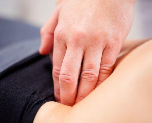 Manuelle Therapie und Chiropraktik bei Kinemedic - Praxis für physikalische, orthopädische und rehabilitative Medizin.