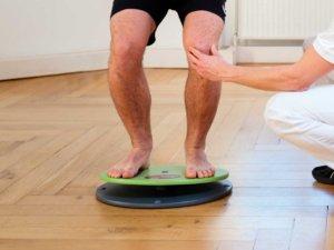 Sportanalyse bei Kinemedic - Praxis für physikalische, orthopädische und rehabilitative Medizin.