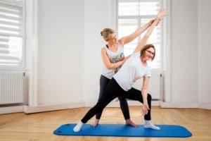 Pilates und Yoga bei Kinemedic, Praxis für physikalische, orthopädische und rehabilitative Medizin.