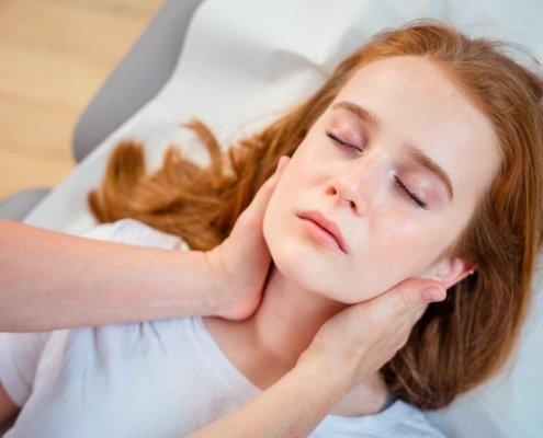 Osteopathie und Craniosacral-Therapie bei Kinemedic - Praxis für physikalische, orthopädische und rehabilitative Medizin.