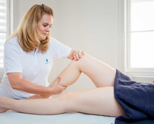 Heil-, Sport-, Reflexzonenmassage bei Kinemedic - Praxis für physikalische, orthopädische und rehabilitative Medizin.