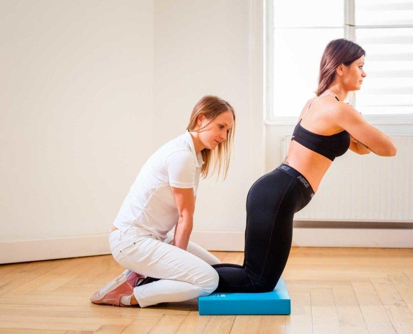 Sportphysiotherapie bei Kinemedic - Praxis für physikalische, orthopädische und rehabilitative Medizin.