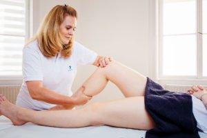Heil-, Sport-, Reflexzonenmassage bei Kinemedic, Praxis für physikalische, orthopädische und rehabilitative Medizin.